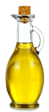 Cold pressed unfiltered linseed oil, 1 kg