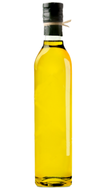 Olive oil with garlic, 1 kg