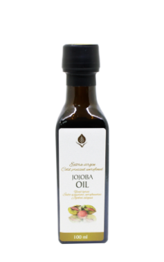 Unrefined jojoba oil, 100 ml
