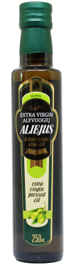 Olive oil unrefined, 250 ml