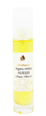 Unrefined argan oil, 55 ml
