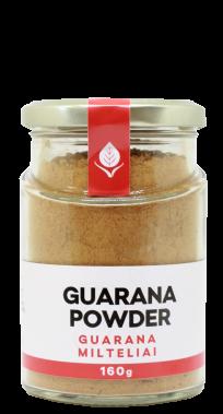Guarana milteliai, 160 g