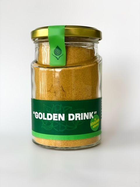 GOLDEN  MILK with ashwagandha powder, 120g