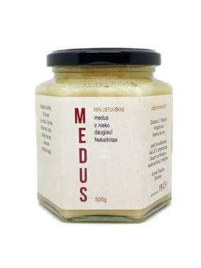 Lithuanian honey, 500 g