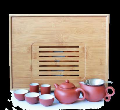 Чайный набор из глины Исин
