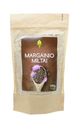 Milk thistle seeds flour, 200 g